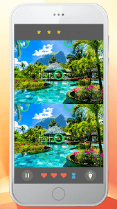screenshot of Find the Differences 500 levels version 1.0.4