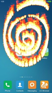 Download Fire electric screen prank 5.6.8 APK