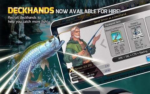 screenshot of Fishing Superstars : Season3 version 3.1.5