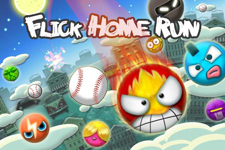 Download Flick Home Run! baseball game 1.2.2 APK