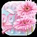 Download Flower Drop keyboard 10001003 APK