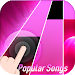Download Flower Pink Piano Tiles - Magic Butterfly Tiles 1.3 APK