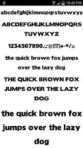 Download Fonts for FlipFont 50 12 3.23.0 APK
