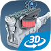 Download Four-stroke Otto engine educational VR 3D 1.91 APK