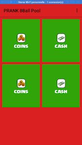 Download Free Coins 8ball Pool - Prank Free APK