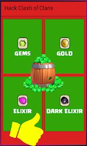 Download Free Gems Clash of Clans-Prank Free APK