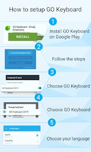 Download Free Glass GO Keyboard Theme 3.3 APK