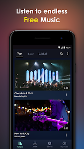 Download Free Music - MH Player 6.8 APK