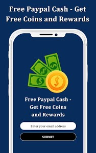 screenshot of Free Paypal Cash - Get Free Coins and Rewards version 1.2