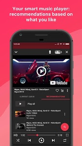 Download Free music for YouTube: Stream 2.11.05 APK