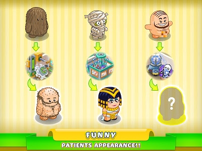 screenshot of Fun Hospital – Tycoon is back version 2.17.0