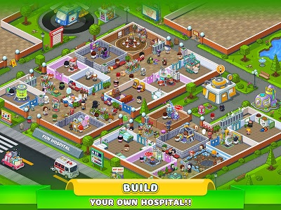 Download Fun Hospital – Tycoon is back 2.17.1 APK