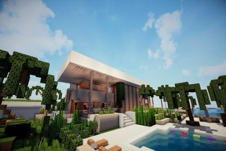 Download Fun House map for MCPE 1.3 APK
