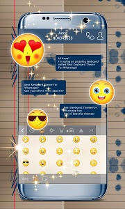 screenshot of Best Keyboard Theme For Whatsapp version 1.279.1.98