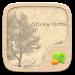 Download GO SMS PRO STICKY NOTES THEME 1.0 APK