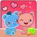 Download GO SMS Pro Loving Bears Theme 1.0.36 APK