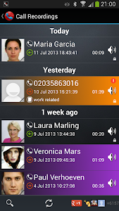 Download Galaxy Call Recorder 1.28 APK