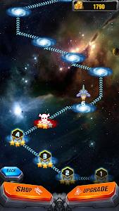 screenshot of Galaxy Shooter Space Shooting version 1.3