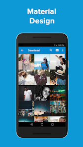screenshot of Gallery - Photo Album & Image Editor version 1.2.0