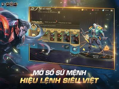 Download Garena Liên Quân Mobile 1.25.1.2 APK