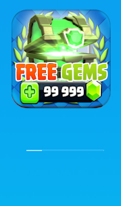 screenshot of Gems AND cheat for Clash Royal version Clash