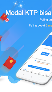 screenshot of GoRupiah-Pinjaman Dana Uang version 1.9.6