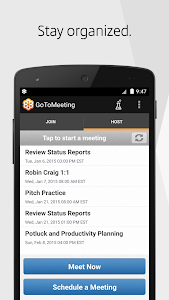 Download GoToMeeting (old) 5.4.0.1349 APK