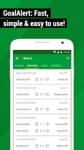 Download Football Live Scores App Brazil 2018 1.2.1 APK