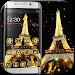 Download Gold paris tower Theme 1.1.5 APK