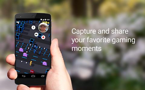 screenshot of Google Play Games version 3.6.27 (2647216-032)