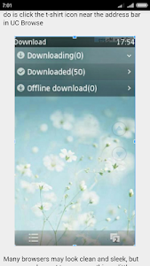 Download Guide Latest Uc Browser Fast 1.0 APK