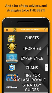 Download Guide for Clash Royale 3.0.0 APK