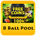 Download Guide for Coins - 8 Ball Pool 1.0.2 APK