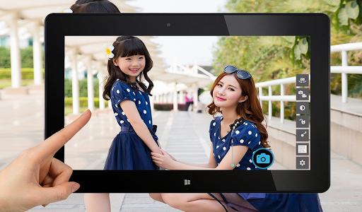 screenshot of HD Camera version 16.15
