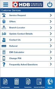 Download HDB Financial Services OnTheGo 2.4.1 APK