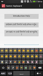 Download Hamro Nepali Keyboard 2.3 APK