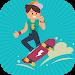 Download Happy Wheels skater 1.1 APK