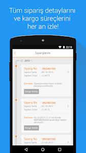 screenshot of Hepsiburada version 2.4.6