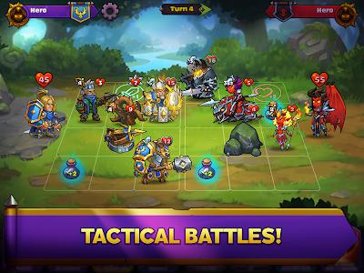 Download Heroes of Magic: Card Battle RPG 1.4.4 APK