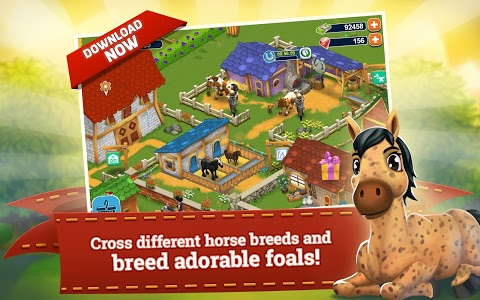 screenshot of Horse Farm version 1.0.1078