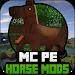 Download Horses MODS For MineCraft PE 1.0 APK