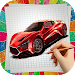 Download How to Draw Super Car 1.0.2 APK