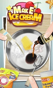 screenshot of Ice Cream Maker - cooking game version 1.3.0