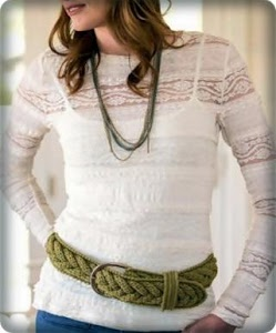 Download Ideas Design Crochet Belt 1.0 APK