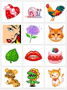Download InDraw - Color by Number Pixel Art 7.0.3909 APK