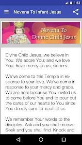 Download Infant Jesus Prayers 1.0.1 APK