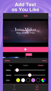 Download Intro Maker for Youtube - intro creator with music 1.5.4 APK
