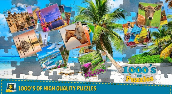 screenshot of Jigsaw Puzzle Crown - Classic Jigsaw Puzzles version 1.0.4.9