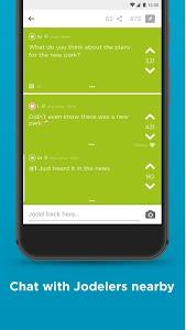 Download Jodel - The Hyperlocal App 5.5.1 APK