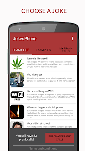Download JokesPhone - Prank Calls 1.1.070818.95 APK
